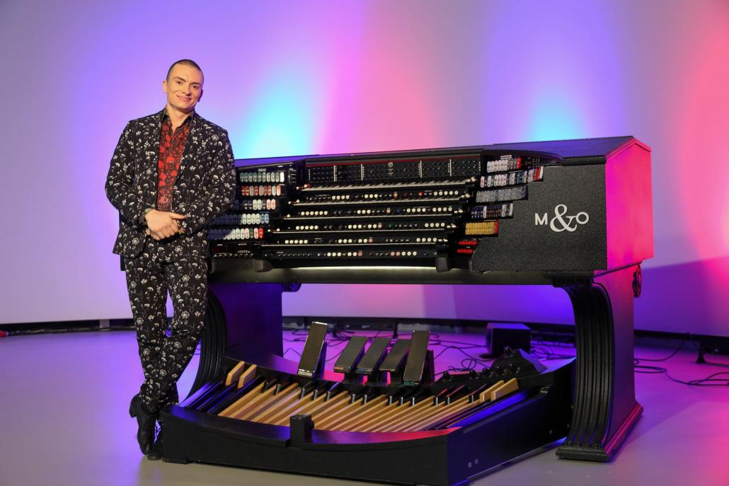Cameron Carpenter, International Touring Organ, Alte Münze Berlin